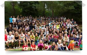 Foto: Společné fotky z našich táborů 2014