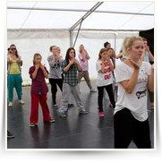 Taneční Hip-Hop tábor