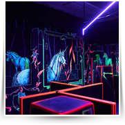 Příměstský Lasergame tábor